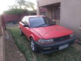 Corolla 16 valve for sale
