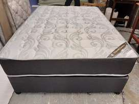 Better quality double bed