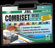 JBL Combi Plus NH4 combiset TEST pH KH CO2 NO2 NO3