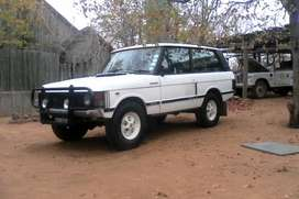 Range rover classic, second hand, 1980,family car