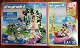Klocki Playmobil #5456 (Wyspa królewny i gondola)