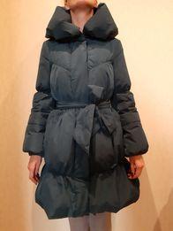 Продам пуховик пальто Guxy