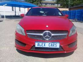 2013 MERCEDES BENZ A250 SPORT 2.0 AUTOMATIC