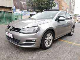 VW GOLF 7 TSI BLUEMOTION 2013