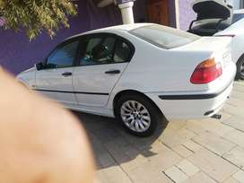 BMW 320d 2001 preface for sale