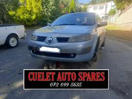Renault Megane stripping