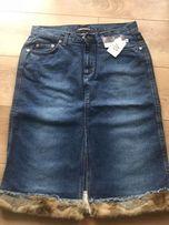 Nowa SPÓDNICZKA spódnica jeans 38 M