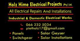 Holzhime electrical