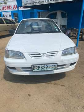 NISSAN SENTRA-STRIPPING FOR SPARES