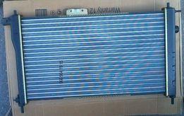 Радиатор охлаждения Daewoo Nexia (96144847) Дэу Нексия 1,5 8Vи16V