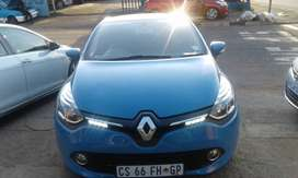 2013 Blue Renault Clio 1.6 for sale