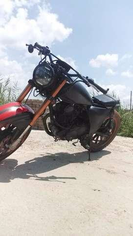SR 250 Yamaha  of  road call 063 602 eight  200