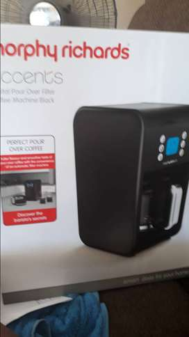 Morphy Richards Digital Coffee Machine