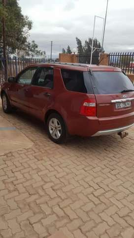 Ford Territory 4.0