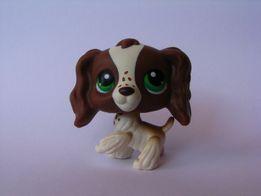Spaniel Littlest Pet Shop lps piegi