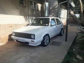 Vw citi golf