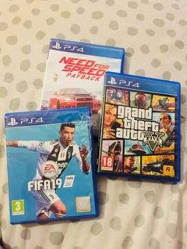 Fifa 19 GTA 5 NFS Pay Back