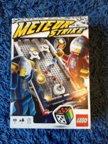 Gra planszowa LEGO: Pirate code, Race 3000, Meteor Strike