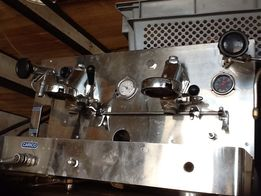 кофемашина, кавомашина, кавоварка, кофеварка Faema Ariete ретро 1973г.