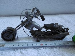 Harley Davidson chopper - model metalowy