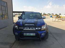 Ford Ranger 2.2 XL D/C P/U Raptor Kit