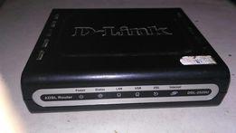 ADSL router D-Link 2520U