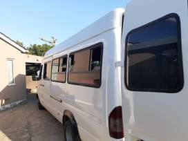 Mercedes 23 seater bus