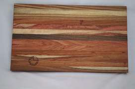 Exquisite noble hardwood cutting boards, certified food safe