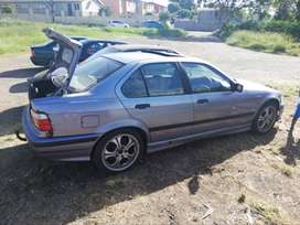 E36 stripping 318is