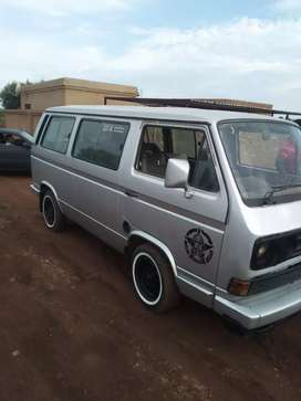 Vw microbus in fair condition for sale