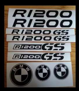 R1200 GS / LC decals stickers graphics kits