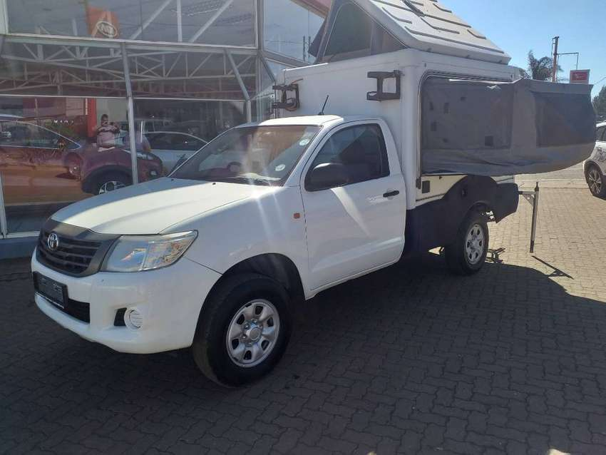 SRX 2.5 4X4 CAMPER VEHICLE 0