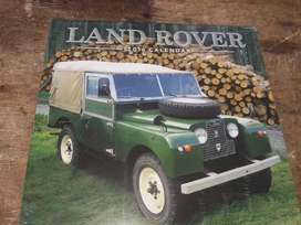 Collectible items LandRover