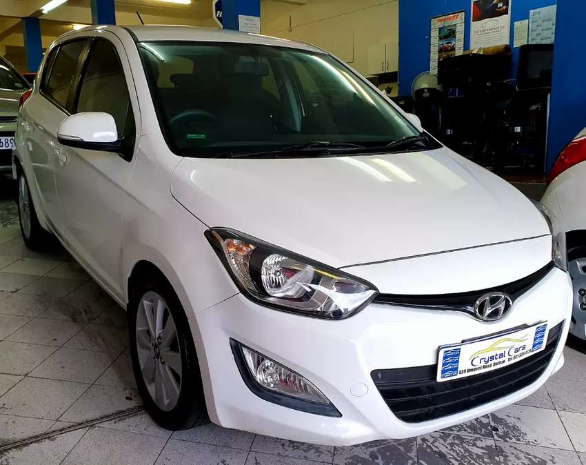 Hot Hatch - Hyundai i20 0