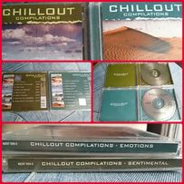 Chillout compilations 2CD