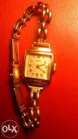 Złoty zegarek Zarja. Unikat!