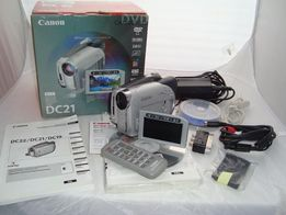 Видеокамера Canon DC21 (DVD)