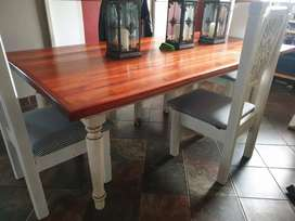 Rose wood Dining room Table