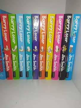 Barry Loser Full Set - 10 Book Collection