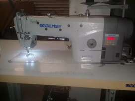 Gemsy sewing machine like new