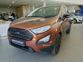 2021 Ford Ecosport 1.5P Ambiente At