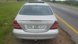 "Mercedes benz C32 AMG ""not""NEGOTIABLE"