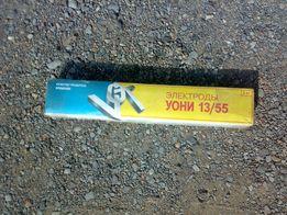 Электроды УОНИ 13/55 5кг.ф 4 мм,Вистек