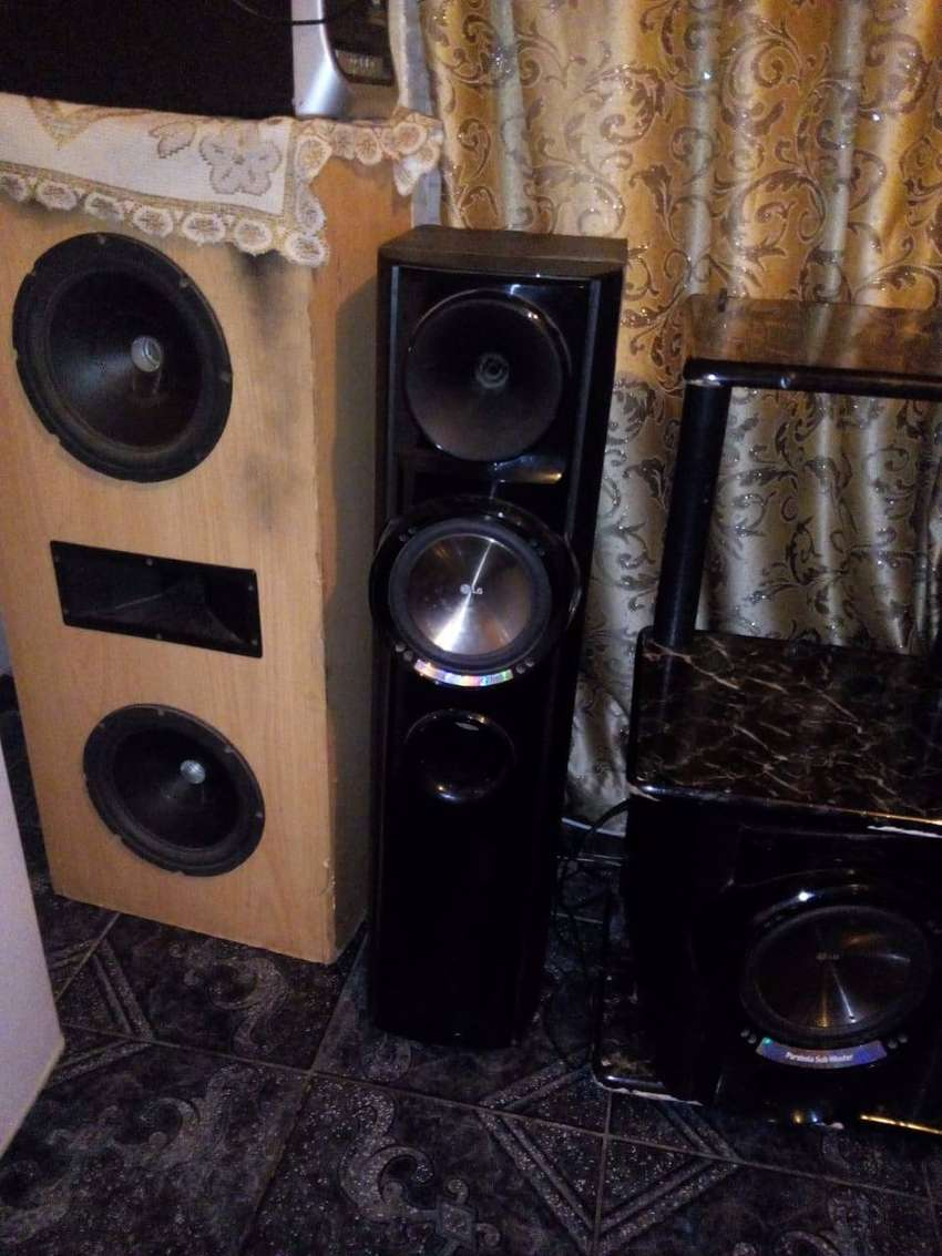 Lg home theatre system for sale 0