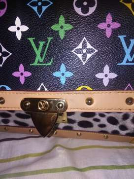 Louis Vuitton Multicolor Dalmatian Bag