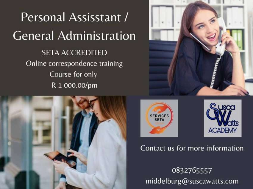 Personal Administration Course