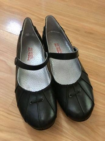 Туфли кожаные натуральные 37 р Одесса - изображение 1