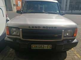 Land rover discovery TD5 Auto 7 seater 4X4