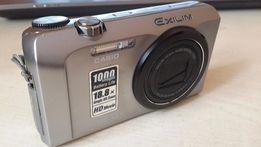 Фото-видео камера Casio Exilim 12.5x - 16.1 мп + карта памяти 8 ГБ