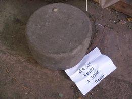 Стальная заготовка (кругляк) ф205, h = 110